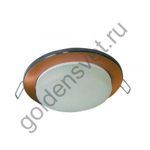 Светильник встраиваемый Flesi GX53 H4 Черненая медь