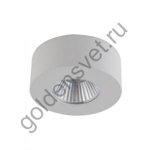 LC1528FWH-7-WW Потолочный накладной светильник 3000К 7 Вт  (FUTUR2 FW)