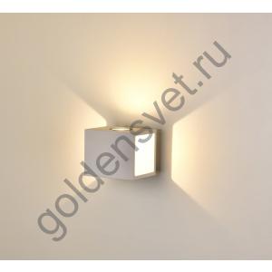 LED светильник настенный LWA0100A-WH-WW Белый 10Вт 3000