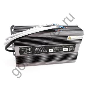 Блок питания LP -200Вт IP67 12В