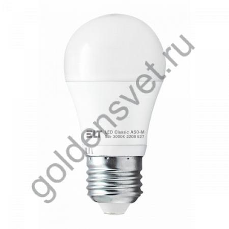 LED Classic A50-M, 5Вт