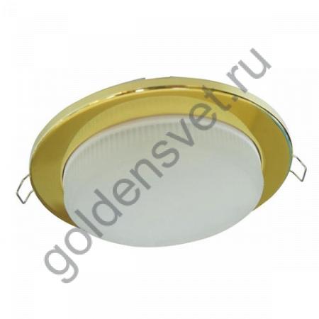 Светильник встраиваемый GX53-H4 Gold
