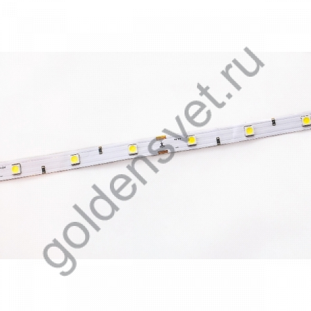 Светодиодная лента 12V 5050 30/м (7,2W/м) IP 20 Холодная