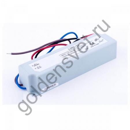 Блок питания LV6024-60Вт IP67 24В