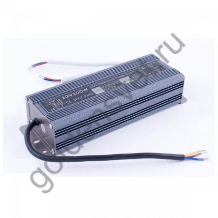 Блок питания TPW -100Вт IP67 12В