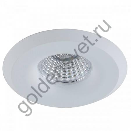 LC1510-5W-W Встраиваемый Светильник мат белый 3000K 5W (SIMPLE3-5W-W-WW)