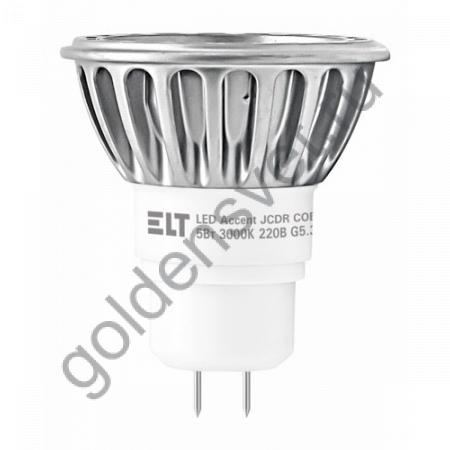 LED Accent JCDR COB, 5Вт