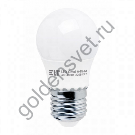 LED Omni A45-M, 4Вт