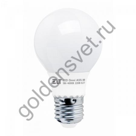 LED Omni A55-M, 6Вт