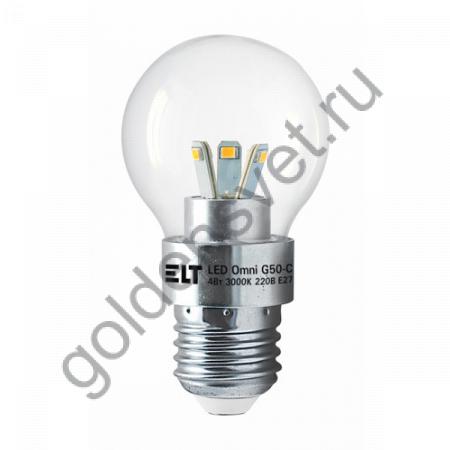 LED Omni G50-C, 4Вт